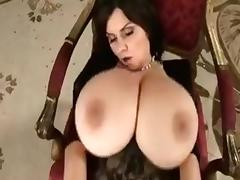 Amazing Homemade record with Compilation, Big Tits scenes