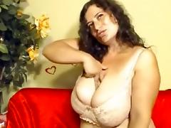 Milf Trembling Breasts That Are Huge