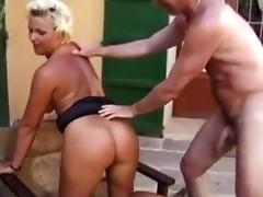 Naughty, Amateur, Anal, Blonde, Horny, Mature