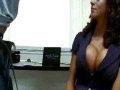 Latin MILF Ariella Ferrera fucks a younger Guy porn video