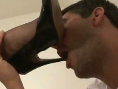 Aged, Aged, Blowjob, Boots, British, Cougar