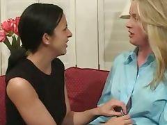 Laila and Bethany