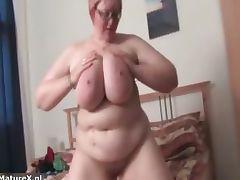 Stepmom, Aged, Amateur, Babe, Big Tits, Chubby