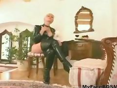 Bondage, BDSM, Blonde, Bondage, Bound, Domination