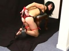 Great collection of Femdom vids from Fetish Network porn video