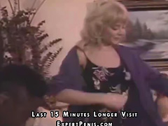 Nina Hartley Anal interracial