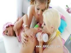 lesbians hardcore bottom toying