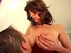 Lingerie, Big Tits, Brunette, Cougar, Hairy, Lingerie