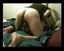 Jay Fucking his wife Sherri in the ass hard