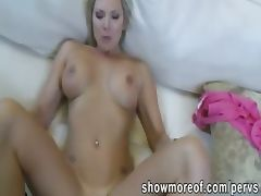 Huge pierced tits hottie roughly fucked porn video