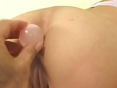 sexy mongolian anal fisting