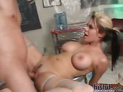 Grandma, Anal, Blonde, Boobs, Cougar, Mature