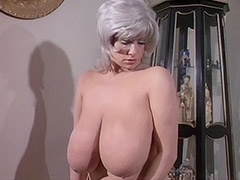 Delightful MILF Has a Bad Dream 1970