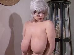 Vintage Mature, Ass, Blonde, Classic, Masturbation, Mature