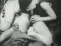Girls Try to Outfuck Each other on Cock Outsides 1920
