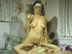 Crazy Home Video of Kinky Couple 1970