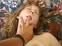 This Hairy Debutante Wanted a Hot Blowjob and Her Face Awarded with Hot Sperm porn video