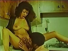 Pretty Asian gets Her Pussy Eaten and Fucked 1970