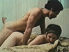 Husband Returned to Fuck His Boring Wife 1970 porn video