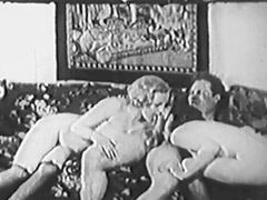 Filthy Girls Got Busted and Fucked 1930