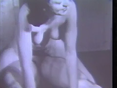 Babe Masturbates in the Toilet 1940 porn video