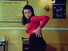 A Teacher Teaches Girl Anal Sex 1960 porn video