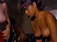 Hot Wild Naked Girls Yacht Party 1960 porn video