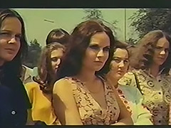 Lovers get Caught on the Bus 1970 porn video