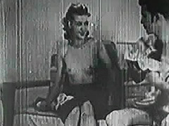 Hot Surprise for a Lovely Husband 1940 porn video