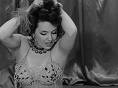 Hot Belly Dancing Model 1950 porn video