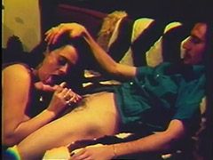 Paying the Babysitter in Cum 1970 porn video