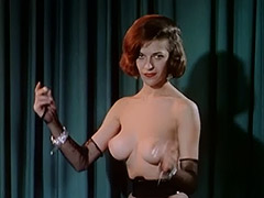 Entertaining Striptease of Saloon Girls 1960 porn video