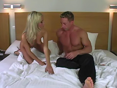 Blonde Masturbation Gone Wild