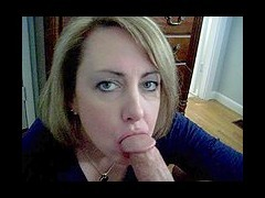 Nice wife swallowing Sweet and beautiful Sara swallows all that cums her way in this facial video Sh