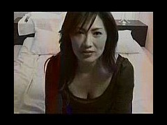 Japanese wife toys herself smoking hot Japanese wife uses a big dildo to satisfy herself she is goin