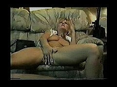 Mature blonde smoking fetish 3