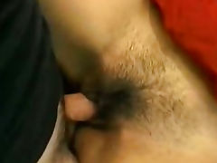 Mature arab gets cumshot