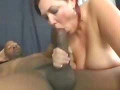 BBW Superstar Peaches Larue Fucks A Big Black Dick