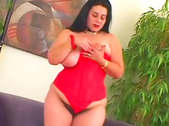 Hooters, Big Tits, Boobs, Chubby, Chunky, Cum