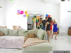 Birthday, Anal, Ass, Babe, Big Tits, Birthday