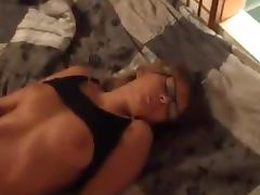 Geeky Babe Gets Fucked Hard By Her Classmate