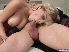 All, Babe, Big Tits, Blonde, Blowjob, Deepthroat