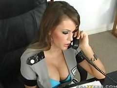 All, Big Tits, Blowjob, Cop, Heels, Monster Cock
