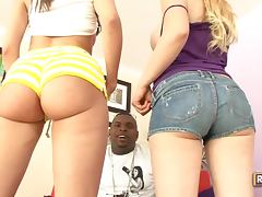All, Ass, Blonde, Brunette, Doggystyle, Jeans