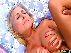 Mature Slut Gets Anal Fucked By Big Black Cock Interracial Porn