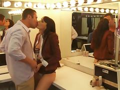 Redheaded Secretary Dana Dearmond Gets An Anal Pounding From A Hard Cock