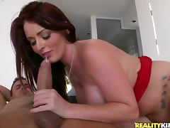 Sophie Dee at her best taking big cock