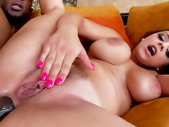 All, Babe, Big Cock, Black, Blowjob, Brunette
