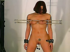 Bizarre, BDSM, Bizarre, Boobs, Brunette, Domination