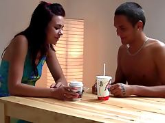 Really Horny Amateur Sex With Benedikta and Fabian